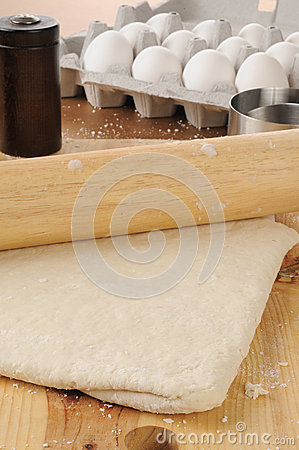 Pizza or biscuit dough