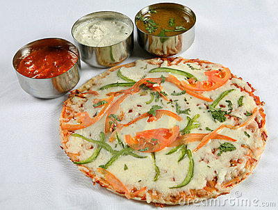 Pizza dosa