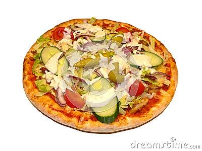 Pizza - Gyros