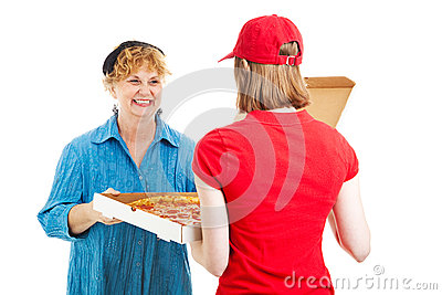 Pizza is Here