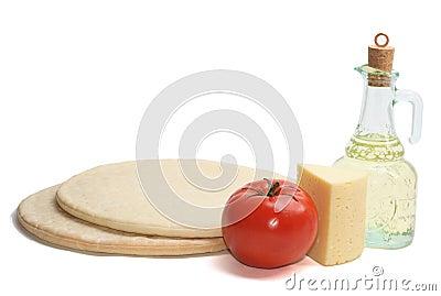 Pizza ingridients