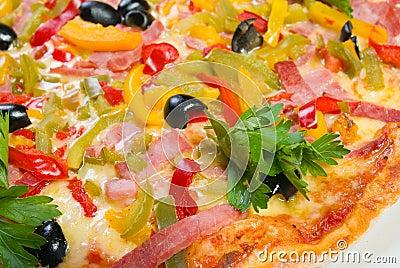 Pizza and italian kitchen