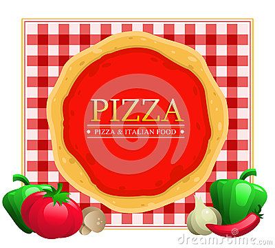 Pizza Menu Restaurant