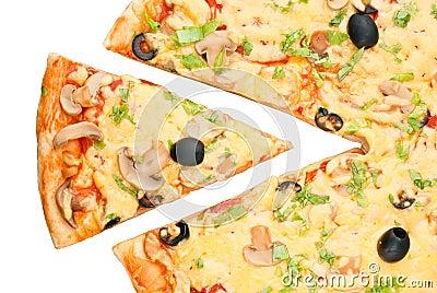 Pizza piece