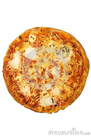 Pizza Quattro Fromaggi w/ Path