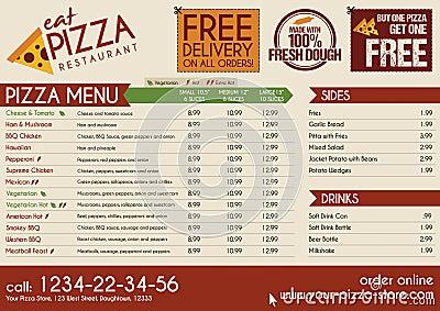 Pizza takeaway business plan