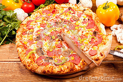 Pizza sciles