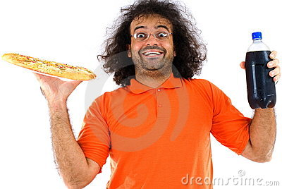 Pizza Time Royalty Free Stock Photography - Image: 8993487