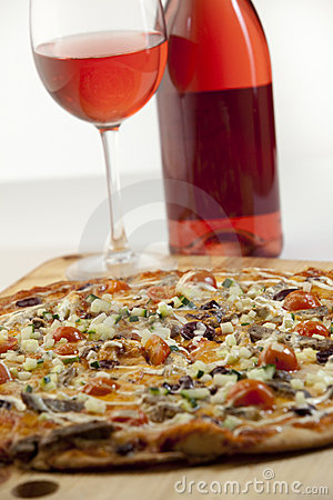 Pizza wine pairing