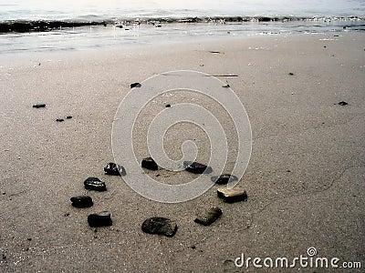 Plaż skał