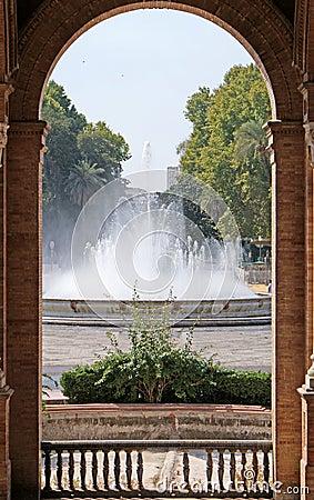 Free Placa D Espana Stock Images - 11351294