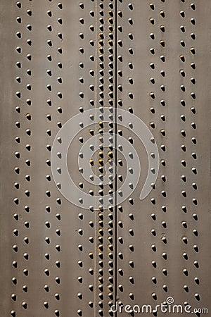 Acero tipos de uniones acero estructural for Remaches de hierro