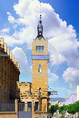 Free Placa De Espanya , Barcelona . Spain. Royalty Free Stock Photo - 20492595