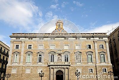 Placa de Sant Jaume, Barcelona