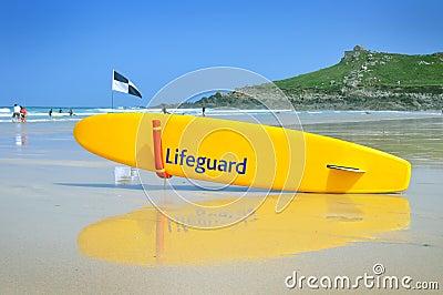 Placa do Lifeguard