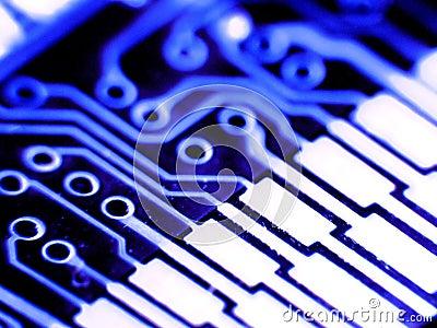 Placa eletrônica