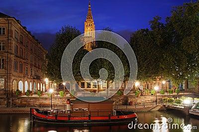 Place du Marche au Poisson, Strasbourg, France