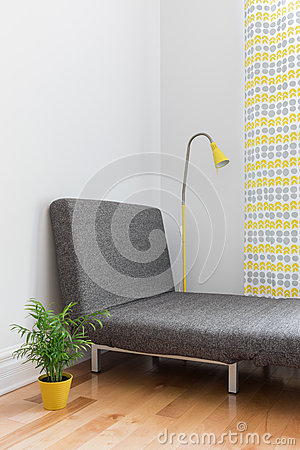Free Place For Relaxation In A Modern Home Stock Photo - 35797690