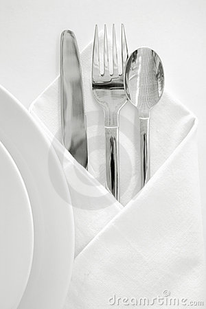 Free Place Setting 1 Royalty Free Stock Images - 240569