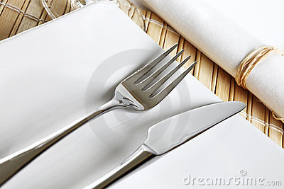 Place Setting Stock Image - Image: 18506551