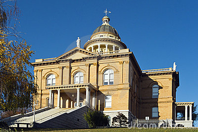 Placer County, California courthouse