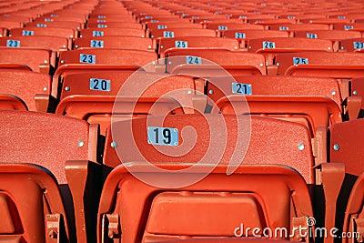Placerar stadion