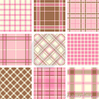 Free Plaid Patterns Royalty Free Stock Image - 10876276