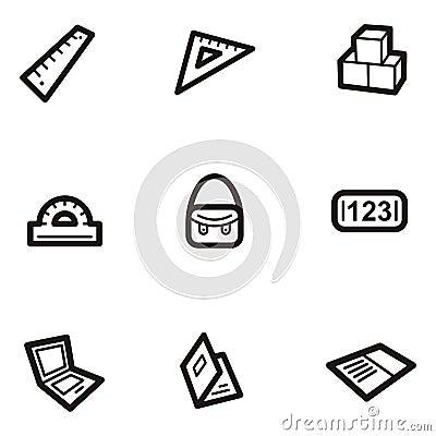 Plain Icon Series - Education