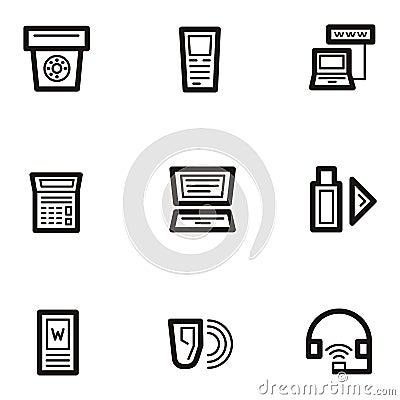 Plain Icons - Communications