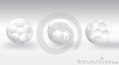 Plain soccerball