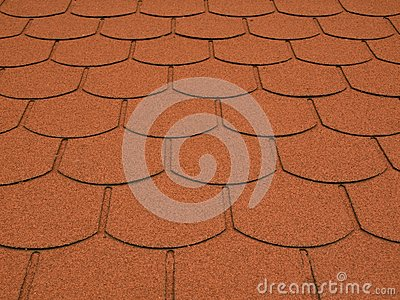 Plain tile shingle