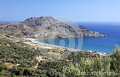 Plakias Bay, Crete
