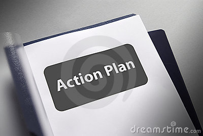 Plan of action document
