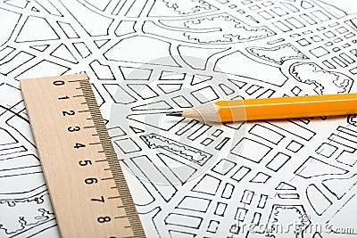 Plan city