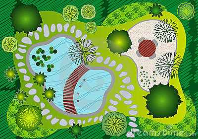 Plan / Landscape and Garden Design