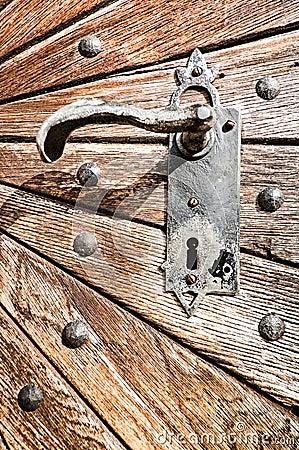 Vieille porte en bois photos libres de droits image 30131328 - Vieille porte en bois ...