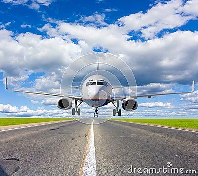 Free Plane Stock Image - 12410631