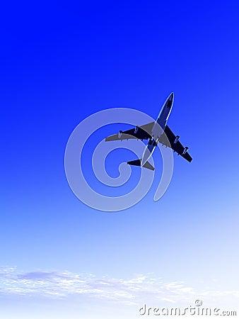 Plane Flying 49