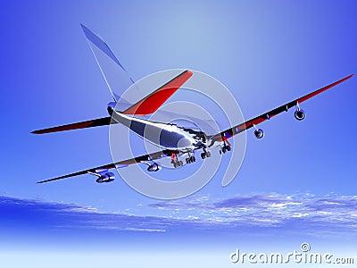 Plane Flying 53