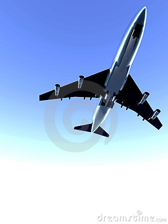 Plane Flying 72
