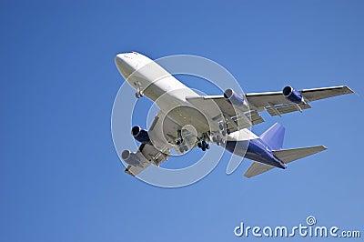Plane lift-off 1