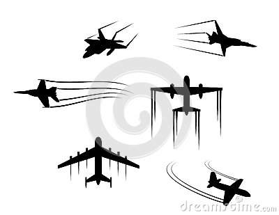 Planes and jets