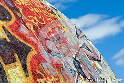 Planet graffiti
