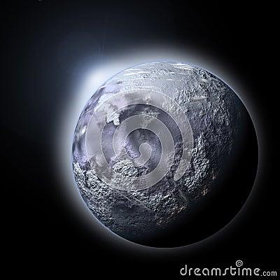 Free Planet Ice Stock Photos - 2417593