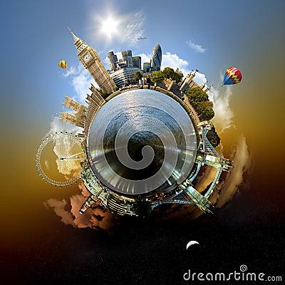 Free Planet London Stock Photos - 26163043