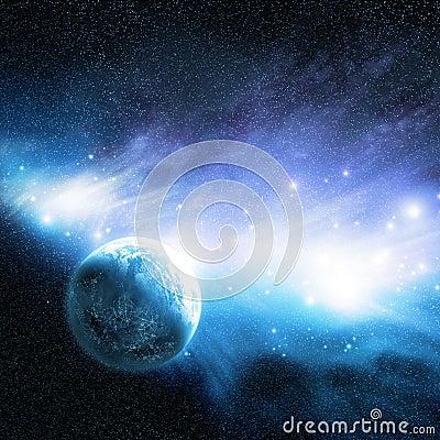 Free Planet & Nebula Stock Images - 16293694