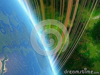 Planeta Earth-like