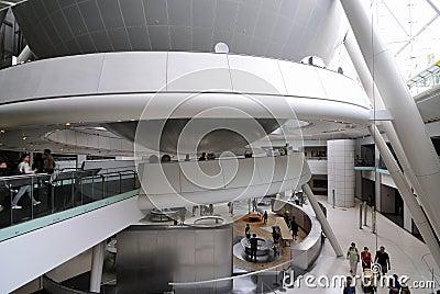 Planetarium Editorial Stock Photo
