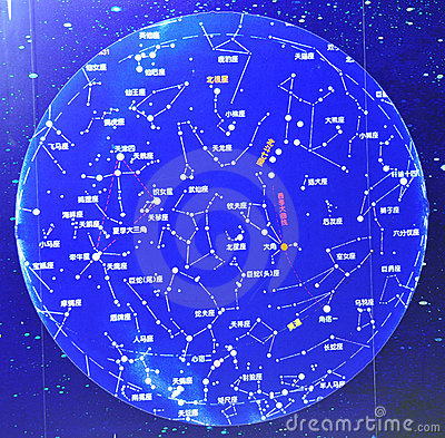 Free Planisphere Royalty Free Stock Images - 6297909