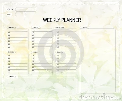 Planisty tygodnik